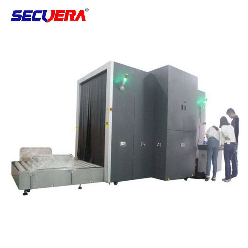 304 Stainless Steel Ray Baggage Scanner Machine , Airport Security Inspection System